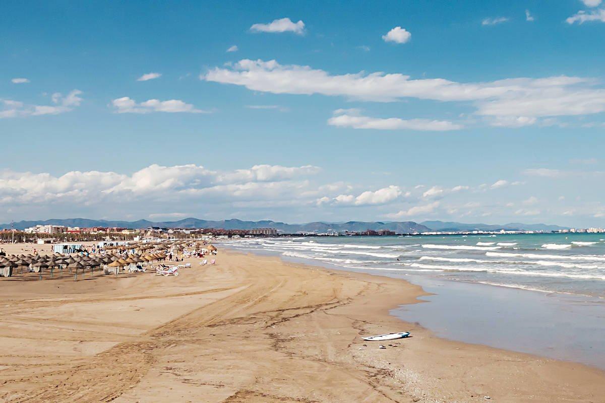 Playas más bonitas de Valencia