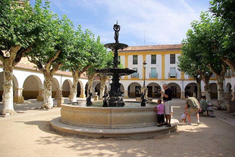 Plaza Vieja de Ciudad Rodrigo