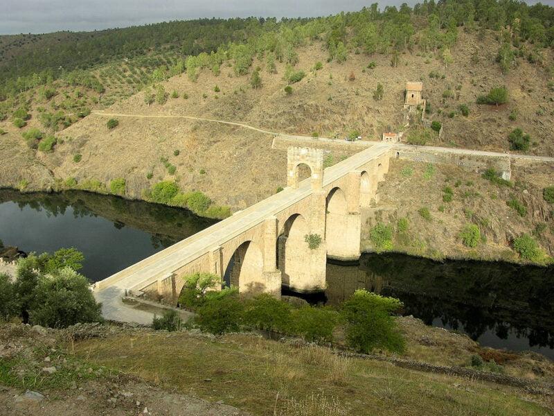 Puente Romanos de Alcántara