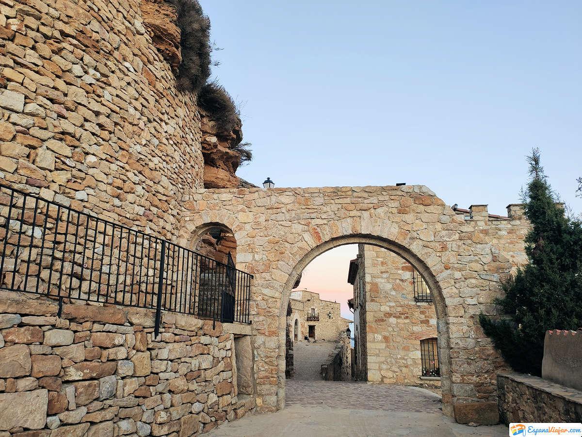 Culla-Castellón-Arco-de-la-Porta-Nova