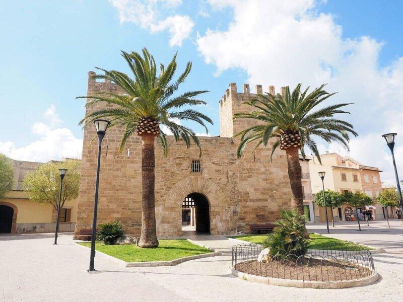 Puerta del Moll en Alcúdia