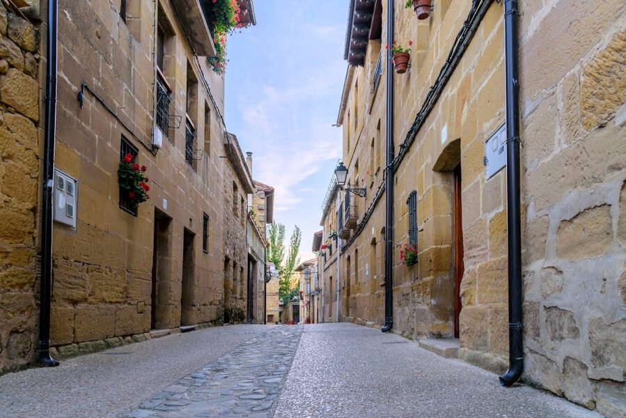 Sajazarra pueblo de la Rioja