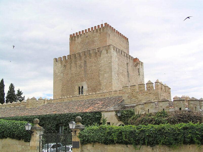 Torre del Homenaje del Castillo de Enrique II