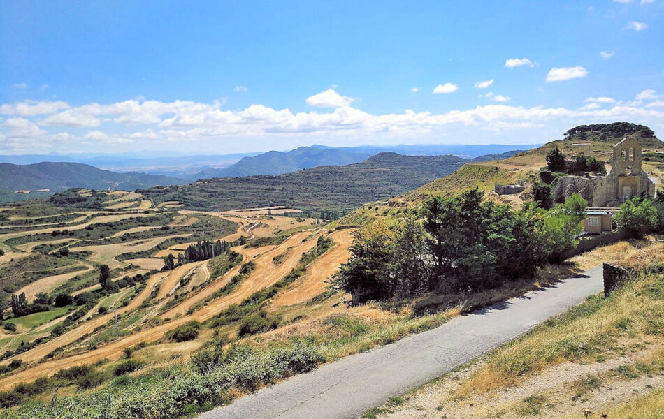 Ujué en Navarra