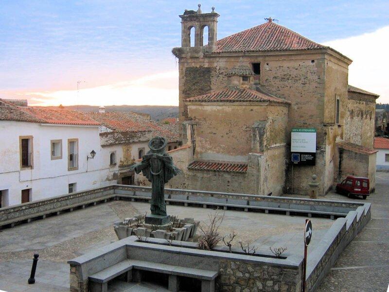 Visita Alcántara en Cáceres