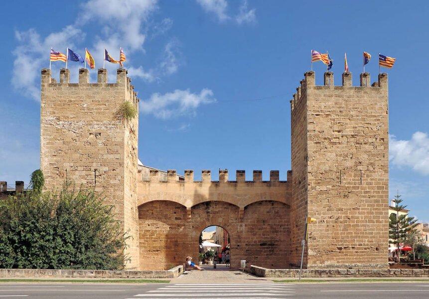 Visita Alcúdia en Mallorca