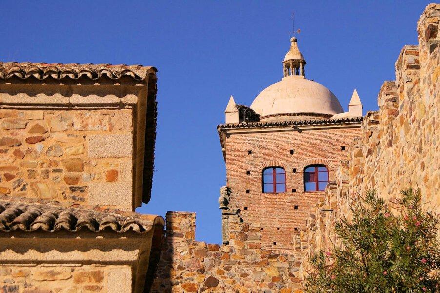 Visita Montánchez en Cáceres