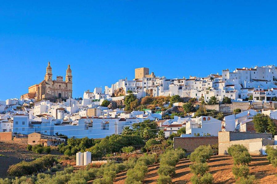 Visita Olvera en Cádiz