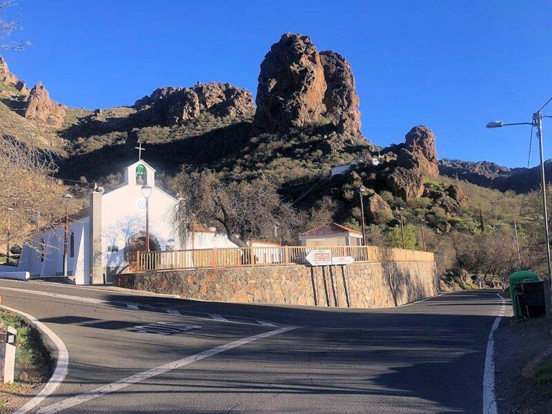 Visita Tejeda en Gran Canaria
