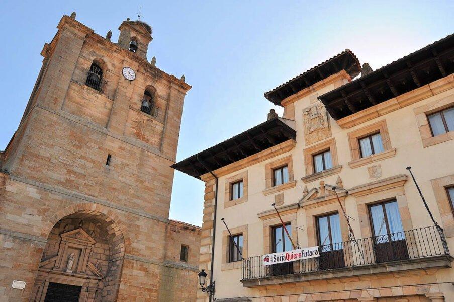 Visita Vinuesa en Soria
