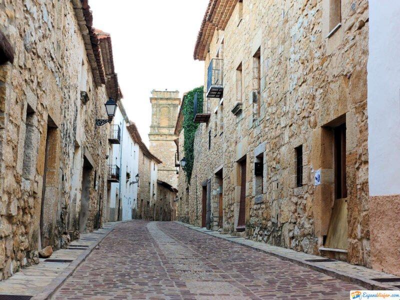 Visitar Culla, pueblo de Castellón