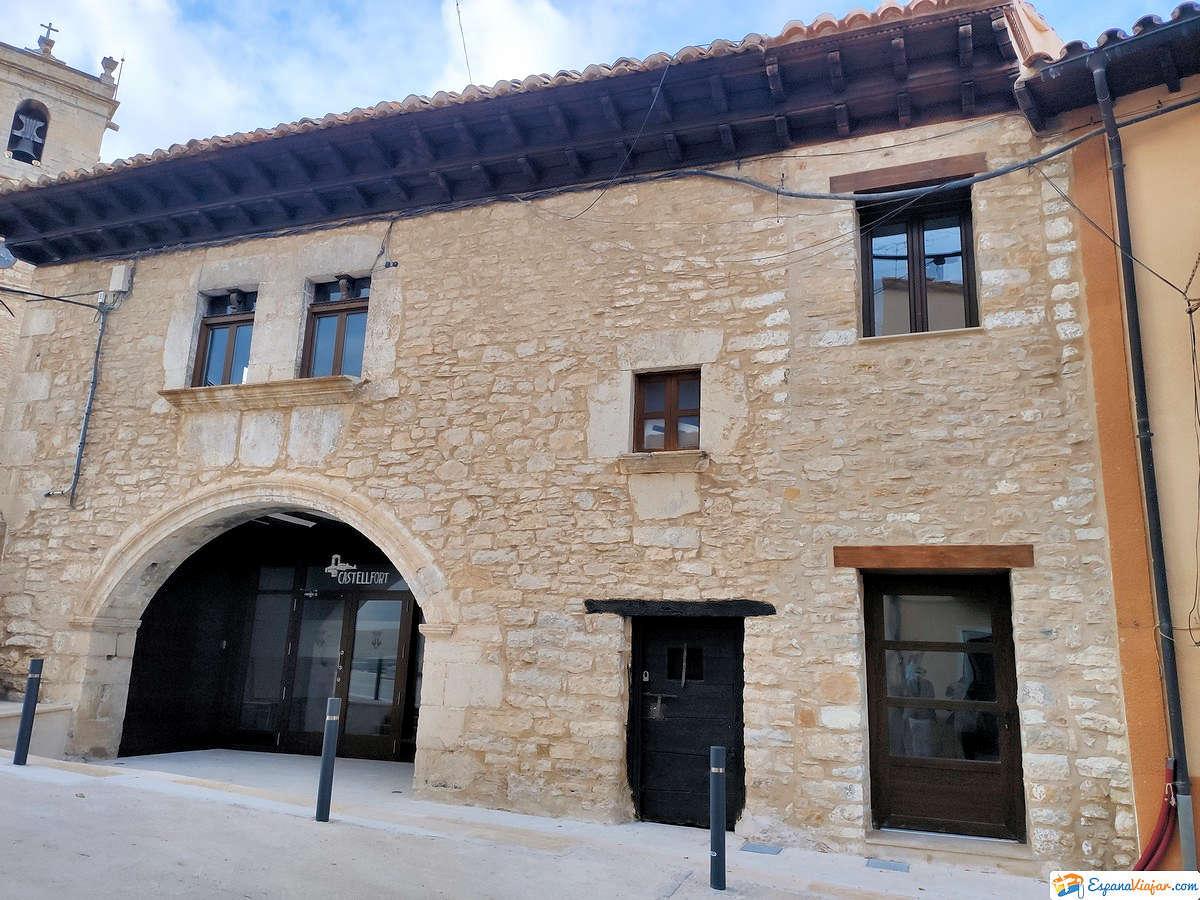 Ayuntamiento de Castellfort