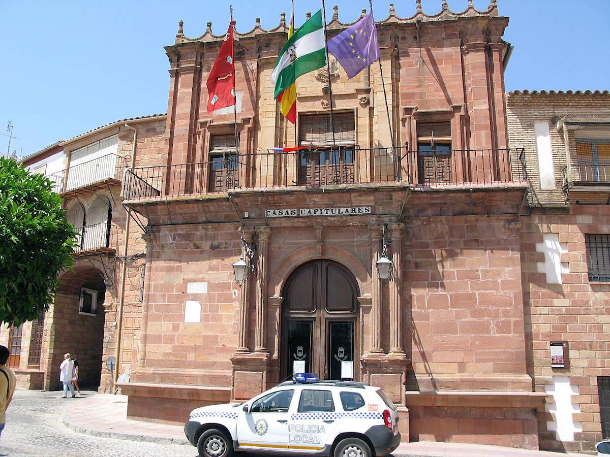 Montoro-Córdoba-Ayuntamiento