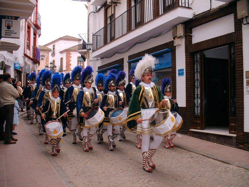 Banda de Tambores en Montoro