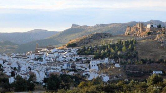 CARCABUEY-Pueblos más bonitos de Córdoba