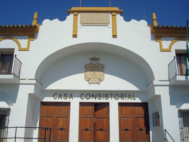 Casa consistorial de Palma del Río