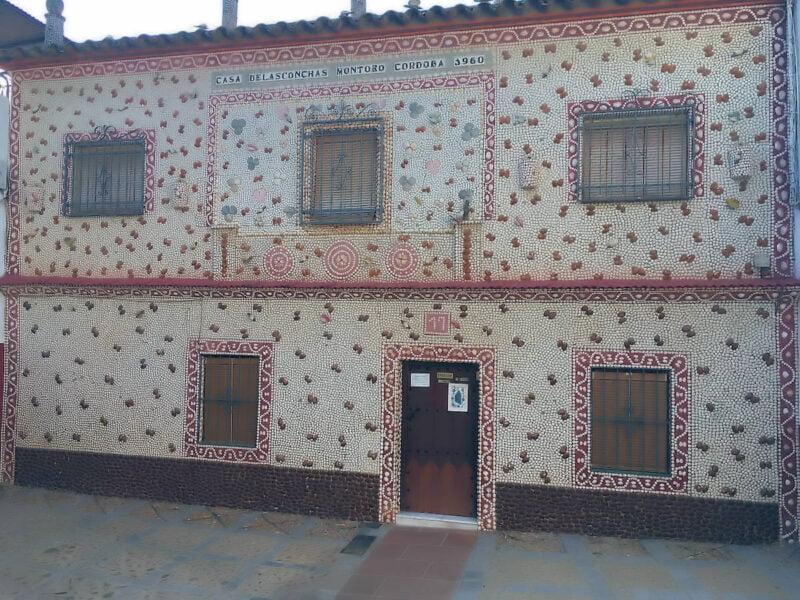 Casa de las Conchas en Montoro