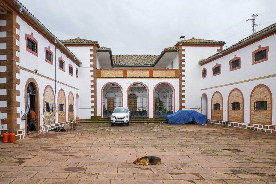 Casería del Corregidor en Montoro
