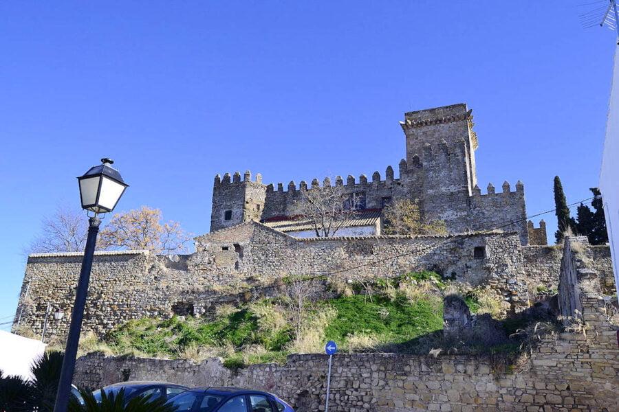Castillo de Espejo en Córdoba