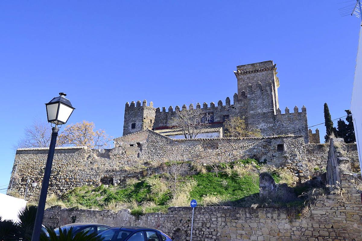 Espejo-Castillo-Ducal