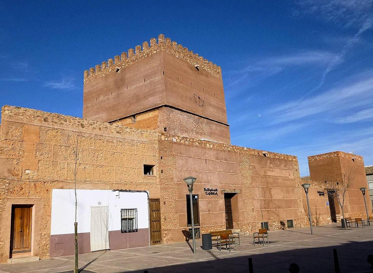 Castillo-de-Pilas-Bonas-Manzanares-Ciudad-Real