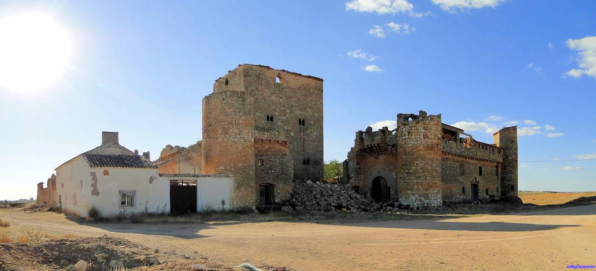Castillo de Santiago de la Torre