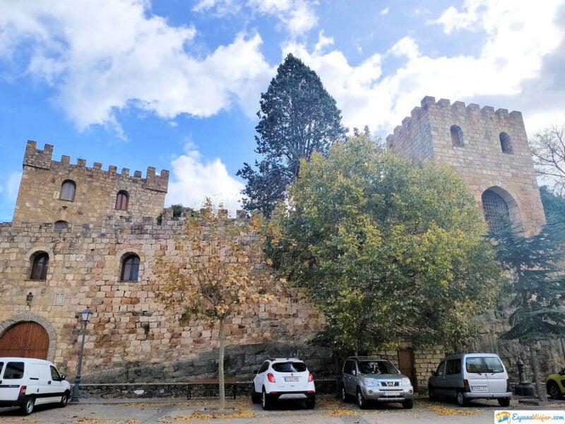 Castillo de Villahermosa del Río