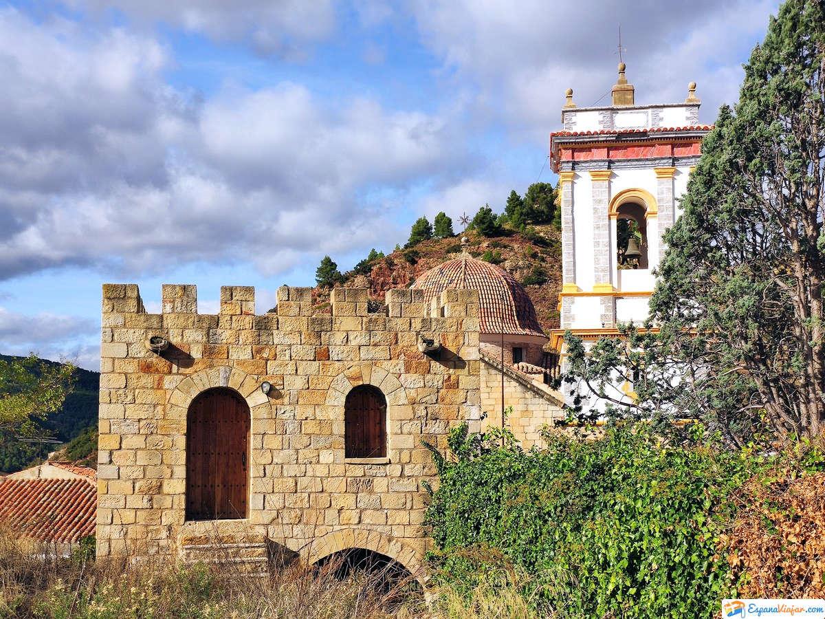 Castillo de Villahermosa del Río Castellón