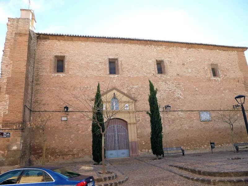 Convento de Concepcionistas Franciscanas Descalzas