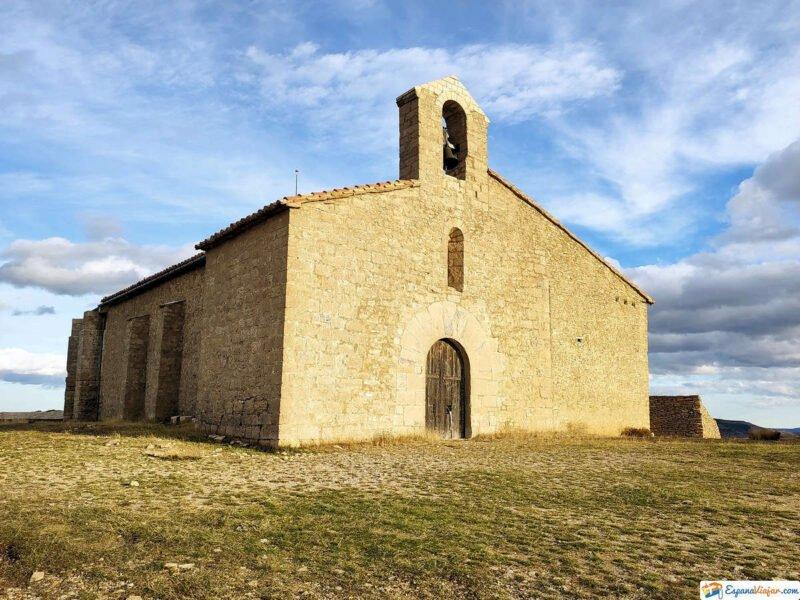 Ermita de San Pere, Castellfort