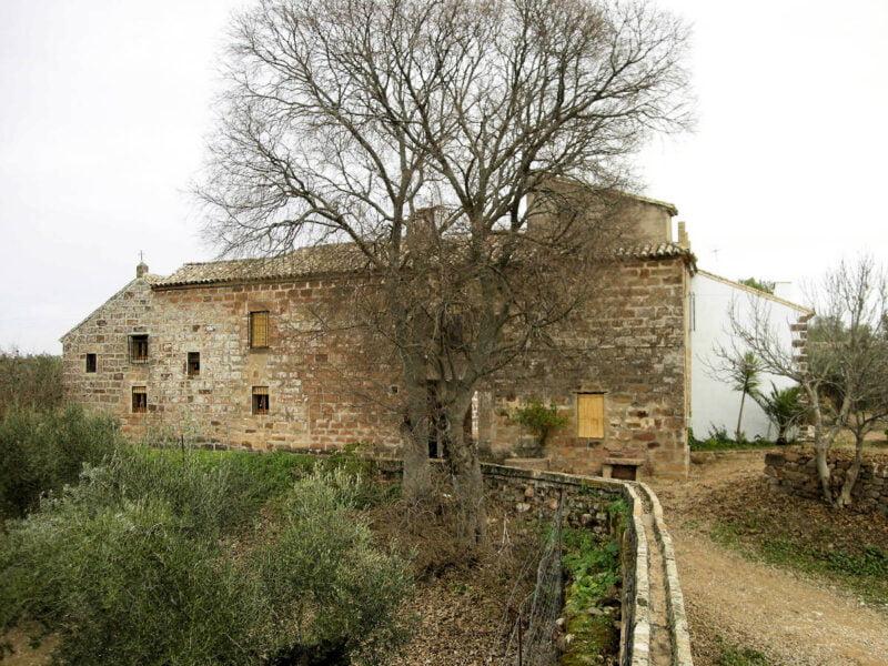 Ermita de Santa Bárbara en Montoro
