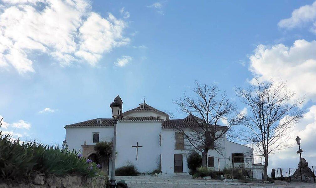 Ermita de la Virgen María Santísima del Castillo de Carcabuey