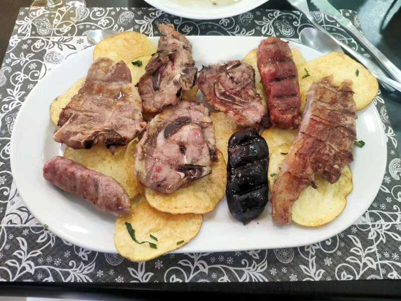 Gastronomía de Castellfort