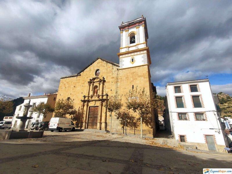 Iglesia Parroquial de Nuestra Señora de la Natividad en Villahermosa del Río Castellón