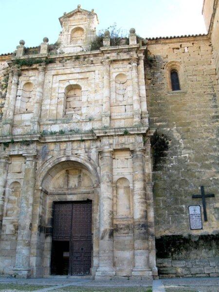 Iglesia de Nuestra Señora de la Asunción en Buendía