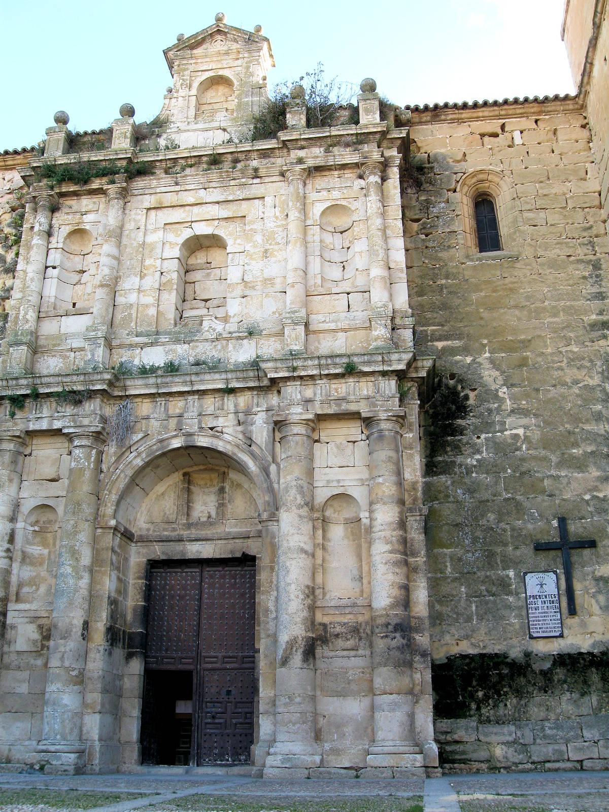Buendía-Iglesia-de-la-Asunción-Torre-Campanario
