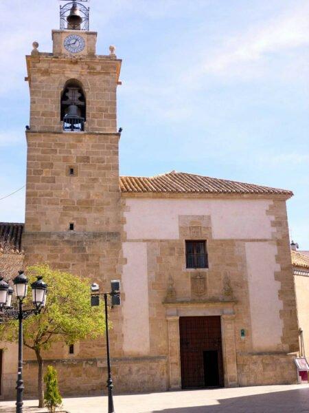 Iglesia de Nuestra Señora de la Asunción en Tomelloso