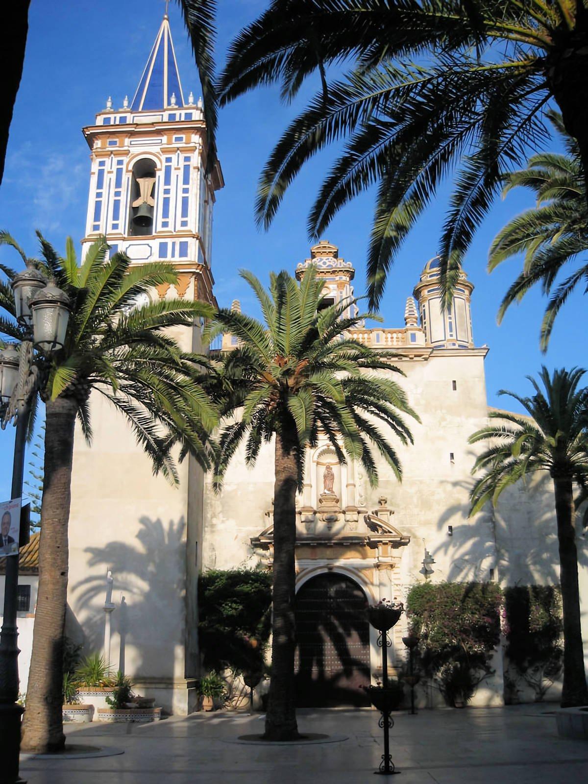 Iglesia-Nuestra-Señora-de-la-O-Chipiona