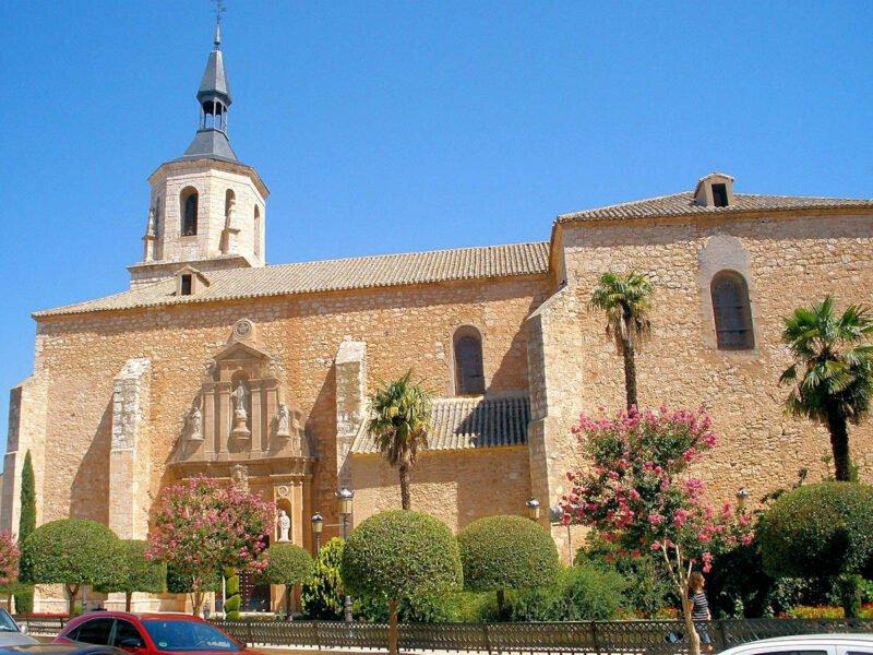 Iglesia de San Pedro Apóstol en Daimiel