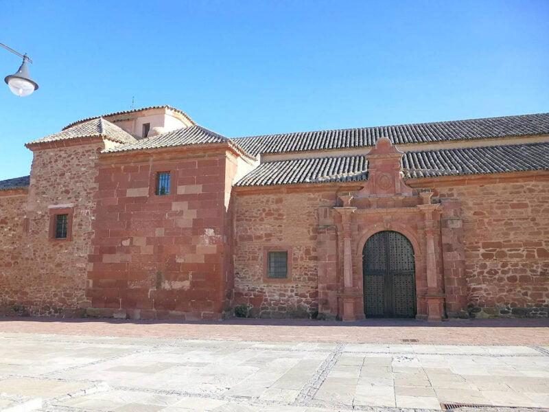 Iglesia de Santa María la Mayor en Alcázar de San Juan