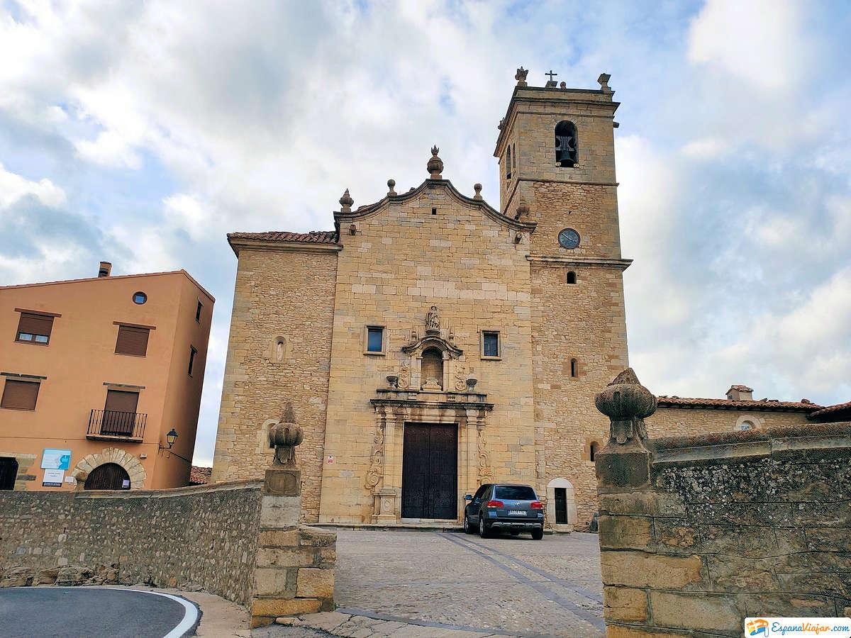 Iglesia de la Asunción de María en Castellfort