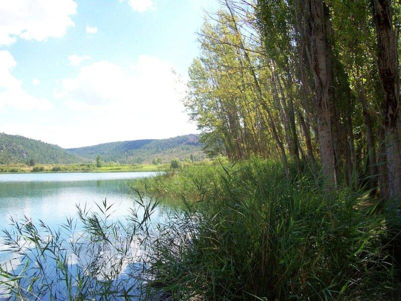 Laguna de El Tobar