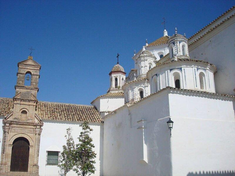 Monasterio de San Francisco en Palma del Río