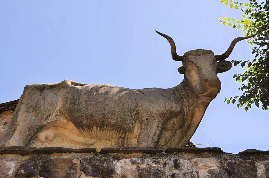 Monumento a vaca tudanca