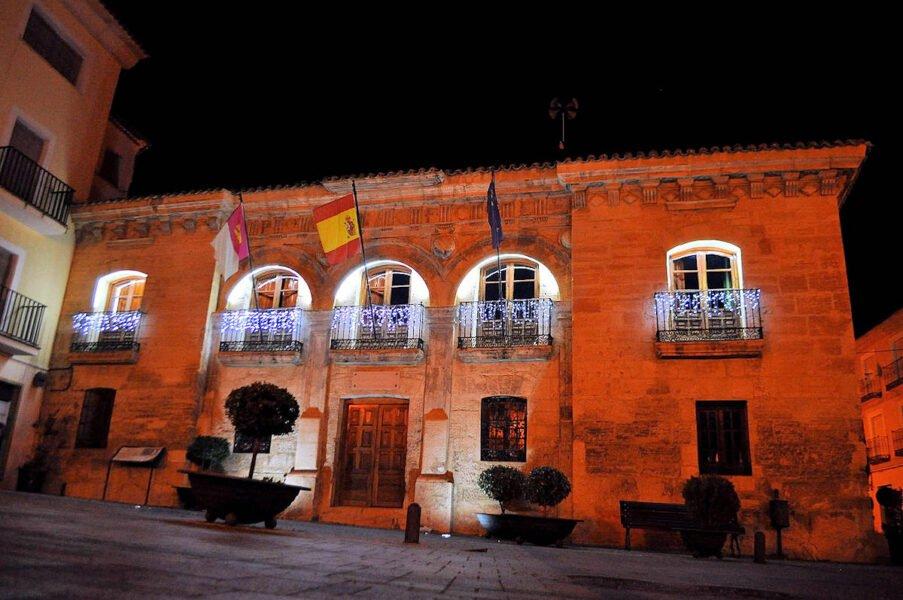Palacio Consistorial de Priego