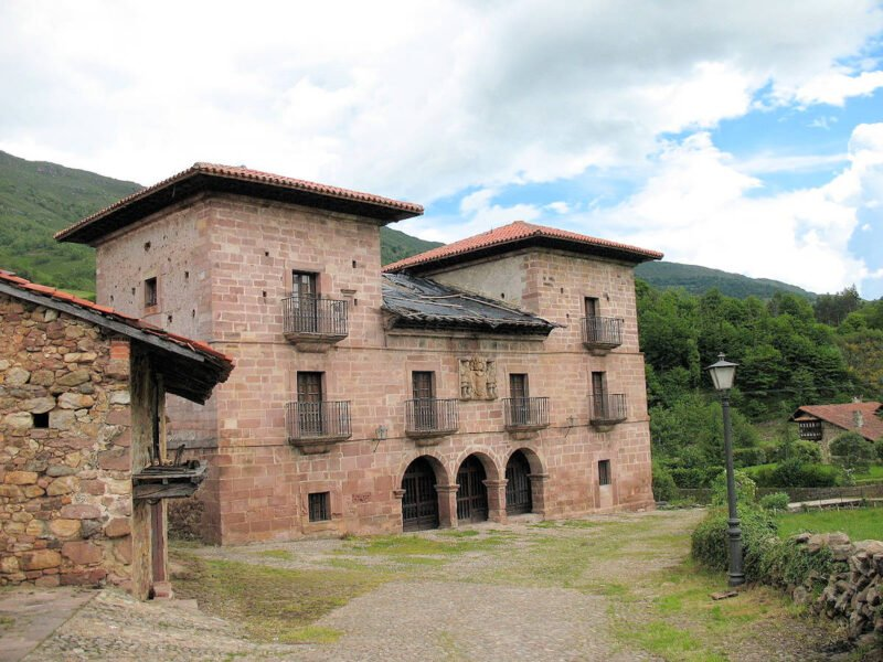 Palacio de los Mier