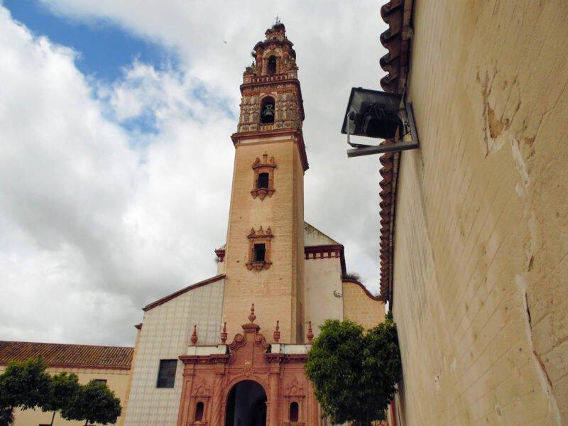 Parroquia de La Asunción en Palma del Río