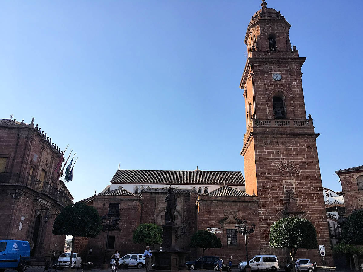 Córdoba-Montoro-Plaza-España