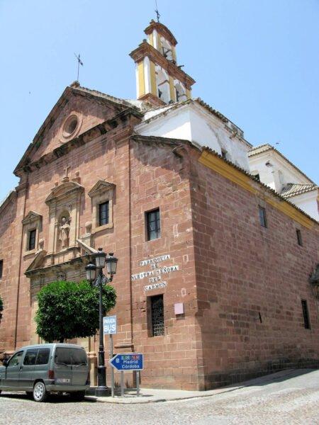 Parroquia del Carmen en Montoro