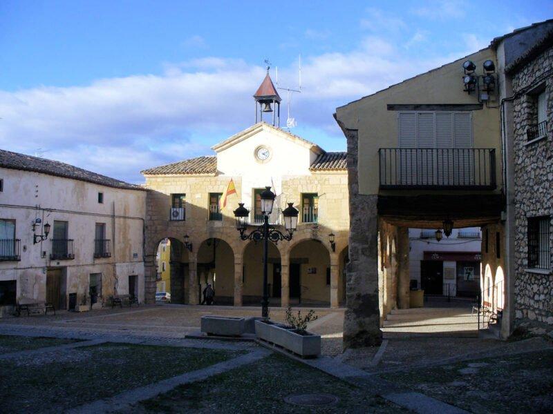 Plaza Mayor de Buendía